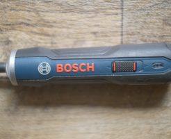 BOSCH GO 3.6V電動スクリュードライバー
